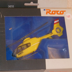 ROCO 04018 OAMTC Air Ambulance Helicopter kit 1:87 HO @sold@